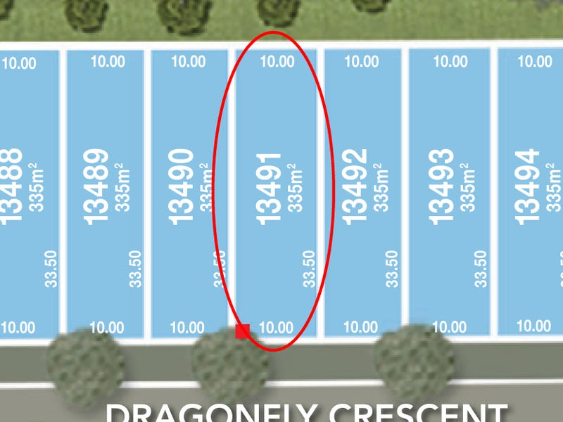 Lot 13491, Dragonfly Crescent, Zuccoli
