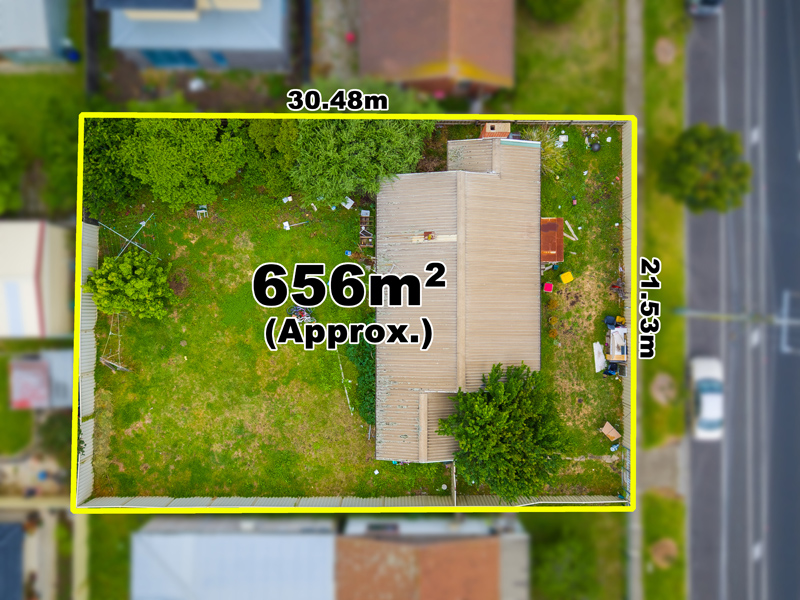 65A South Road, Braybrook