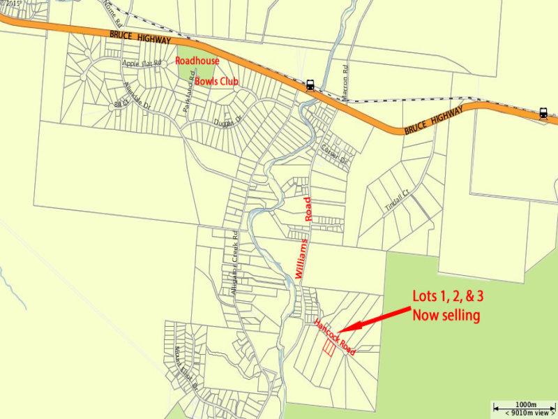 Lot 3/13 Hancock Road, Alligator Creek, Qld 4816