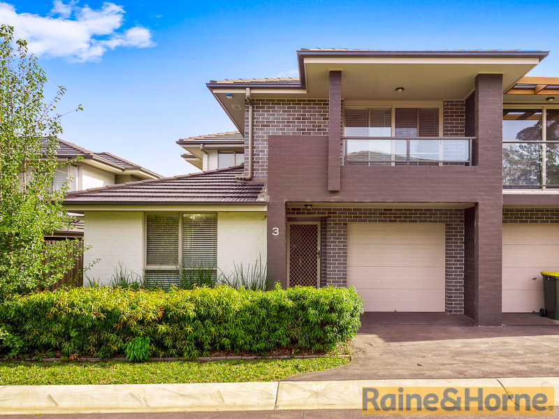 3/8 Hillview Road, Kellyville