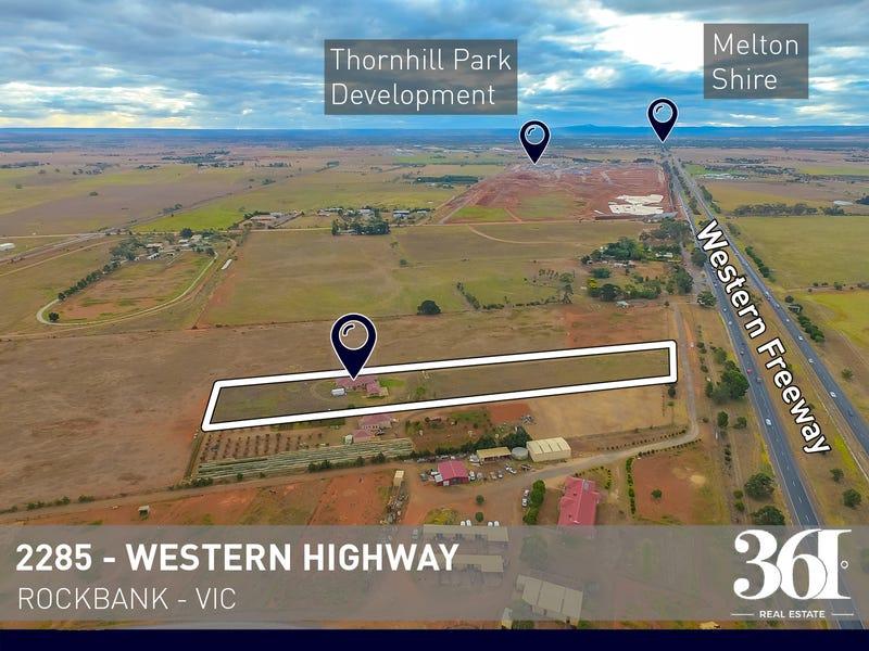 2285 Western hwy, Rockbank