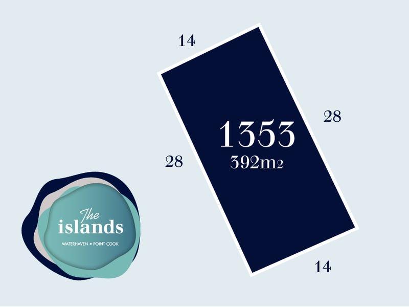 Lot 1353, Pilatus Crescent, Point Cook