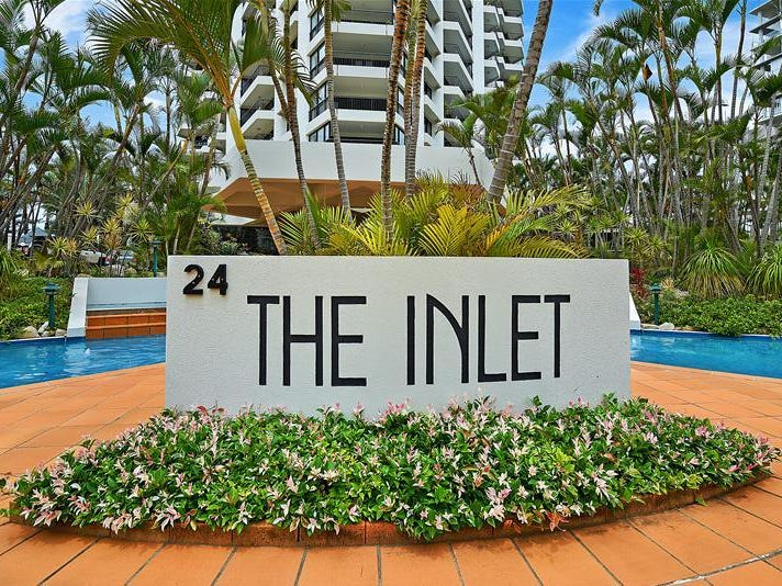 'THE INLET', 24 Breaker  Street, Main Beach