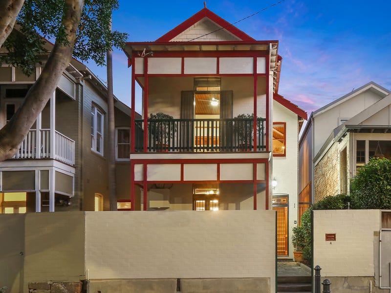 4 Llewellyn Street, Balmain, NSW 2041