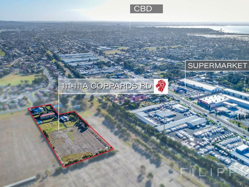 111 & 111A Coppards Road, Moolap