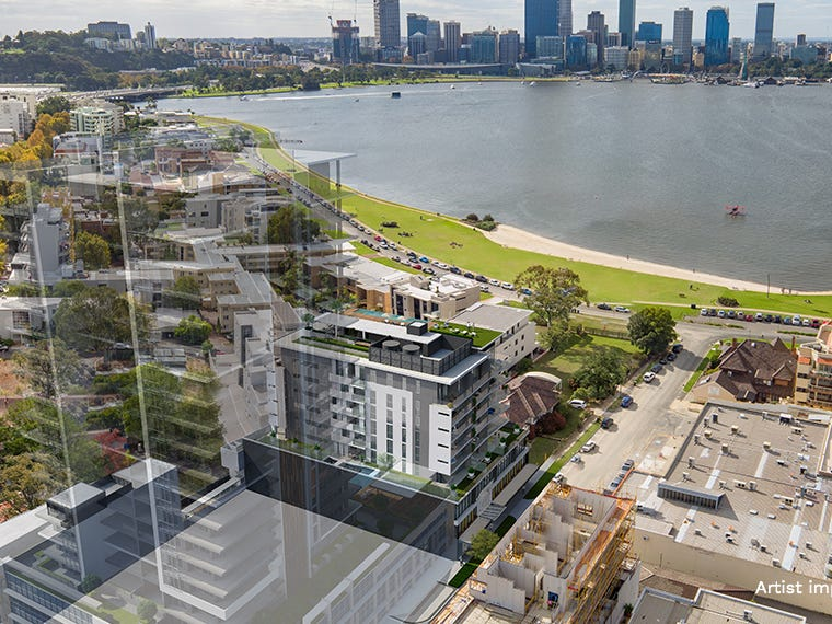 501 5 harper terrace south perth wa 6151 apartment for for 55a swanview terrace south perth