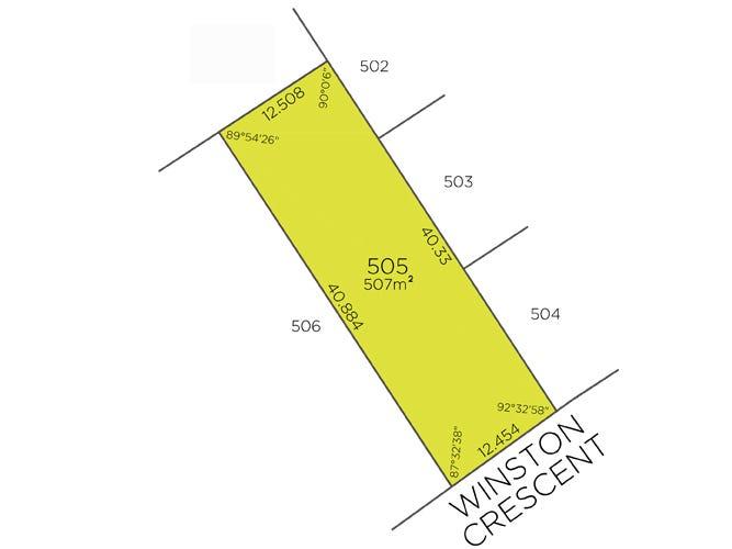 Lot 505, Winston Crescent, Viveash