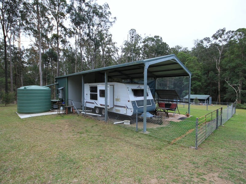 576 Glens Creek Road, Nymboida, NSW 2460