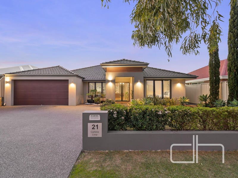 21 Carbine Loop, Banksia Grove, WA 6031