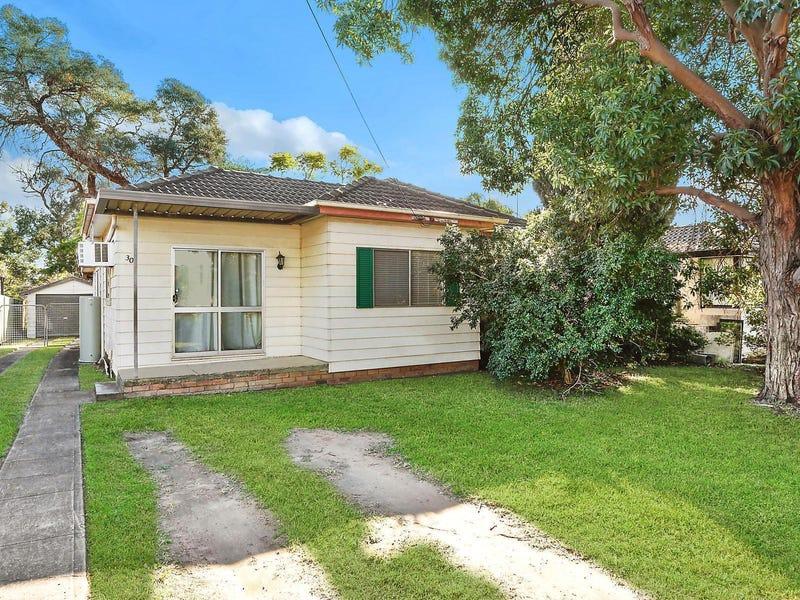 30 Parkland Avenue, Macquarie Fields