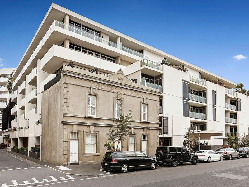 116/99 Dow Street, Port Melbourne