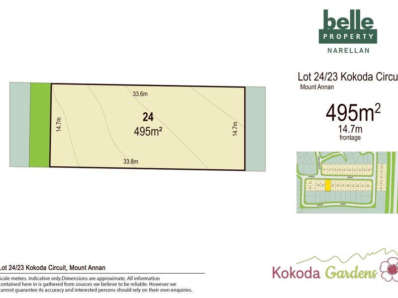 Lot 24, Kokoda Circuit, Mount Annan