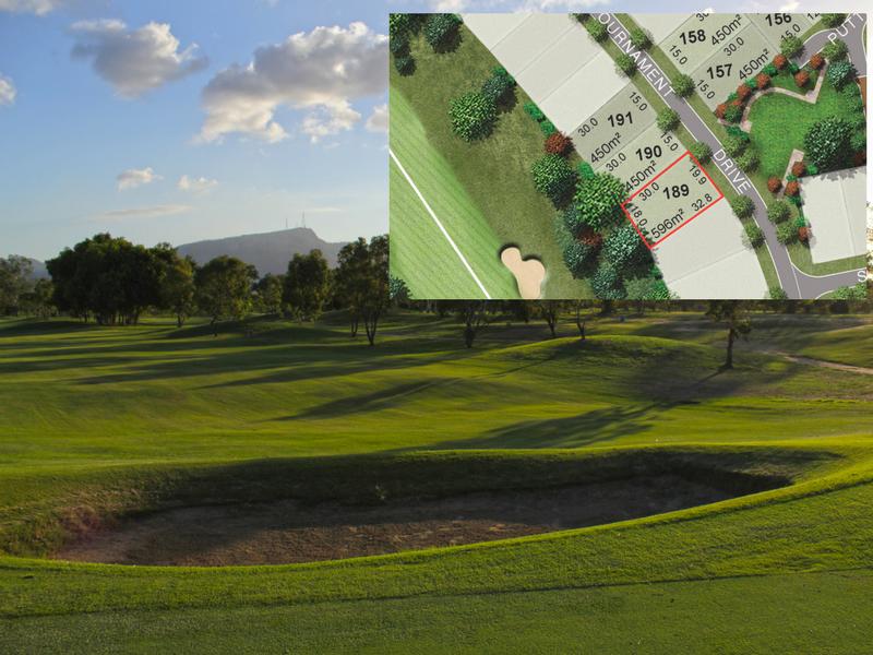 Lot 189, 129 Tournament Drive, FAIRWAYS, Rosslea, Qld 4812