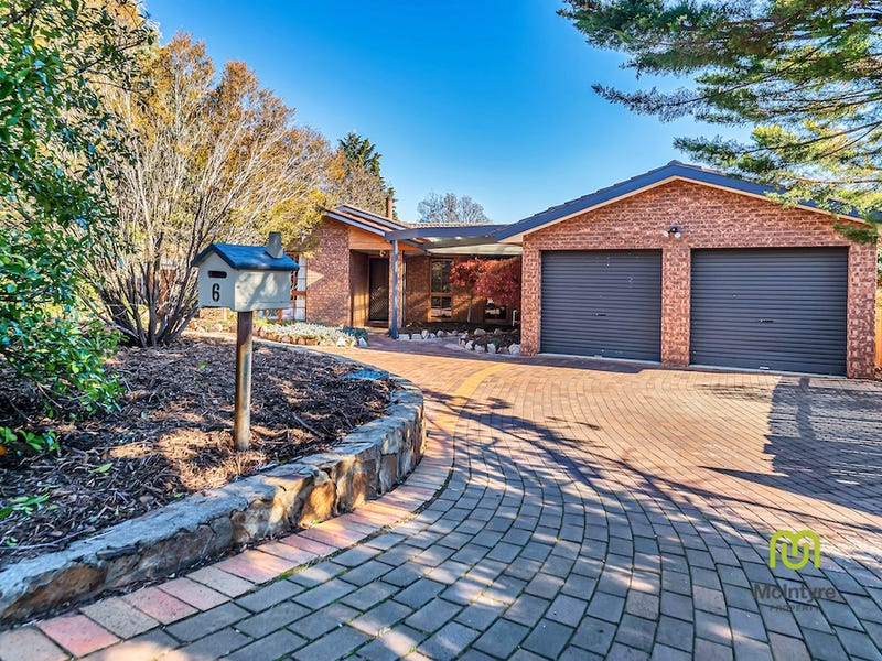 6 Hadow Place, Gilmore, ACT 2905