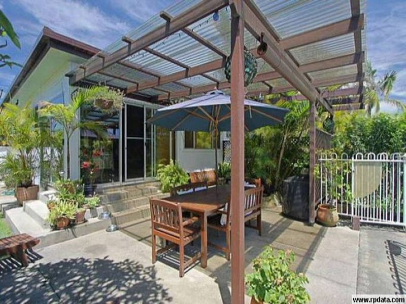 Outdoor living design with pergola from a real Australian ... on Aust Outdoor Living id=21482